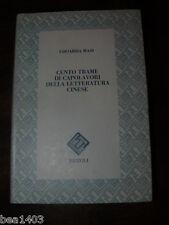 Masi Edoarda  Cento trame di capolavori della letteratura cinese  Milano Rizzol