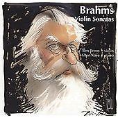 Milton Kaye : Brahms: Violin Sonatas Nos 1 - 3 CD