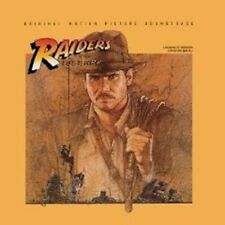 "INDIANA JONES ""RAIDERS OF THE LOST ARK"" CD SOUNDTRACK"