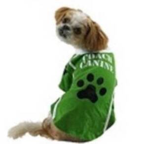 New ! Dog Costume Pet Tee Coach Canine Dog Clothes XS  S M L XL