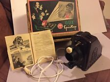 Vintage 1950 > DUX-EPISCOP >  Projector  > Germany > No.49 Working with Box