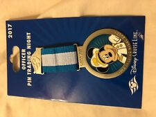 DISNEY CRUISE LINE 2017 Officer Pin Trading Night Exclusive 2017 MICKEY MOUSE