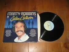 Marty Robbins. LP Golden Collection (4772)