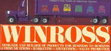 Hospitality Day '91 25yrs of Winross Trucks