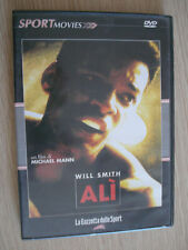 DVD N° 3 DEPORTE MOVIES ALI' CASSIUS CLAY WILL SMITH BOXEO