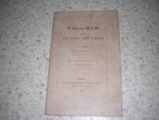 1886.Edouard Meaume vie et oeuvres / Guyot.envoi.nancy lorraine forestier