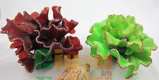 Reef Scene Deco Art Aquarium Artificial Coral Ornaments SH330M GREEN+RED