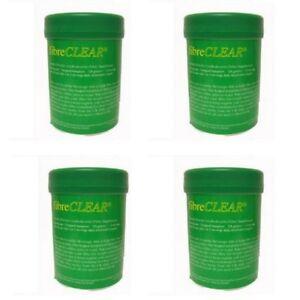 FibreCLEAR - Soluble & no taste dietary fibre supplement 4 x 126g  bowel health