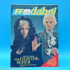 DDR FF-Dabei 14-1988 / 28.03.-03.04. Zeitschrift - Double Take Wolfg. Ziegler B