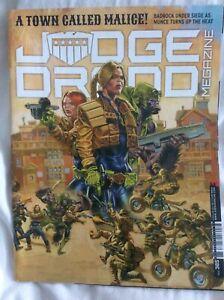 Judge Dredd Megazine Issue 385 / Necrophim Mini-Trade (2000ad)