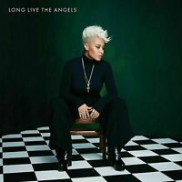 EMELI SANDE - LONG LIVE THE ANGELS - CD - ALBUM - NEW
