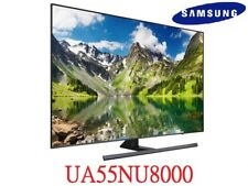"Samsung Series 8 UA55NU8000 55"" 2160p 4k UHD LED LCD  Smart TV"
