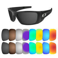 Polarized Replacement Lenses for Oakley Fuel Cell Sunglasses - Multiple Options