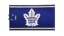 Toronto Maple Leafs Embroidered Luggage Tag (NEVER BREAKS!)