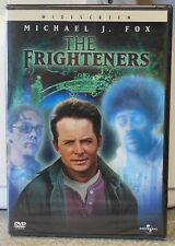 The Frighteners (DVD 1998) RARE MICHAEL J FOX COMEDY HORROR BRAND NEW