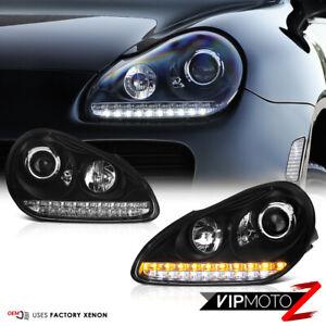 Philips Low Beam Headlight Light Bulb for Porsche Cayenne Boxster Macan rh