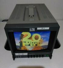 Sony PVM-8041Q Vintage Retro Gaming Trinitron Color Video Monitor Display