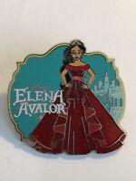 Elena Of Avalor Red Dress Disney Pin (B8)