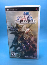 PSP FINAL FANTASY Tactics The War of the Lions Bilingual Canadian Game