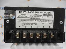 OHIO SEMITRONICS VT7-017D-11 VOLTAGE TRANSDUCER