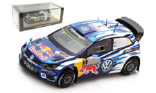 Spark S4971 VW Polo WRC Australia 2016 - S Ogier World Champion 1/43 Scale
