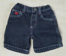 FUBU Baby Boy's Jean Shorts 12 Months