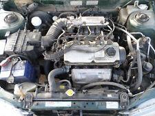 1998 Mitsubishi CE Lancer Wagon Radiator Overflow Bottle S/N# V6738 BG5502