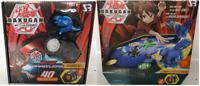Bakugan Battle planet battle brawlers Starter 40 card set & arena kit