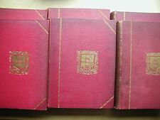 Picturesque History Of Yorkshire. 6 Volumes. 1901. Plates & Illustrations