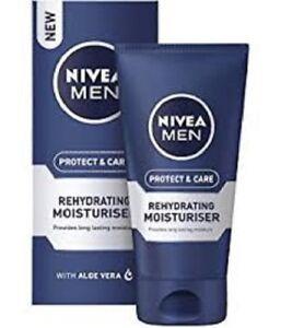 2 x Nivea Men Protect & Care Rehydrating Moisturiser 75ml EACH