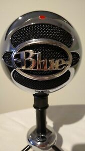 Blue Snowball Microphone (Full size not inferior Snowball Ice)