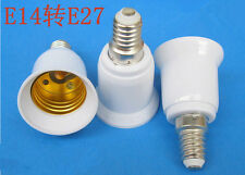 E14 to E27 Base HA LED CFL Light Bulb Lamp OU Adapter Converter Screw Socket