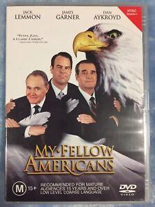 My Fellow Americans (DVD, 2002), Region 4