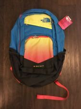 The North Face Wise Guy Backpack Book Bag New Blue School WiseGuy