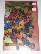 X-Men Prime Chromium Acetate Cover NM Marvel Jul 1995