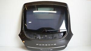 Porsche 970 Panamera Front Fl Tailgate Lid Rear Camera Disc Flap Diameter 18
