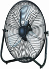 Mainstays 20 inch 360 Degree Pivot High Velocity Steel Floor Fan , Black