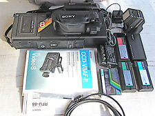 Sony Video 8 Cam. Recorder CCD-V8AF-E  - Top Zustand !