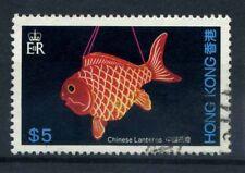 Hong Kong 1984 Mi. 434 Usato 100% lanterna dei Pesci