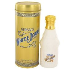 Versace White Jeans For Women Perfume 2.5 oz ~ 75 ml EDT Spray