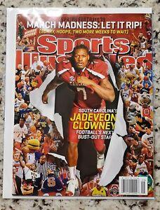 Sports Illustrated 2013 South Carolina's Jadeveon Clowney NO LABEL NEW Regional