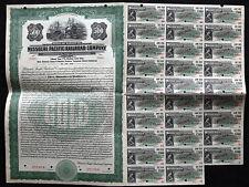 Missouri Pacific Railroad Company $500 Sinking Fund Note 1924