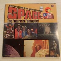 RARE SEALED Space: 1999 TV Show Episodes 4 Stories Sci Fi LP Power Records 1976