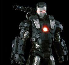 War machine Iron man wearable armor cosplay suit DIY* pepakura paper model kit