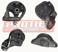 1990-1993 Acura Integra 1.8L Engine Motor Mount Set - Automatic Trans