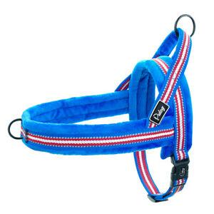 Reflective No Pull Dog Harness Adjustable Quick Control Vest for Doberman Poodle