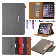 """For iPad 7th Generation 10.2"""" 2019 Smart Leather Magnetic Flip Stand Case Cover"""