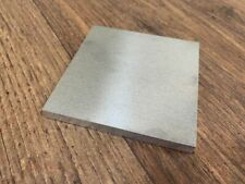 Reste Fourberie Aluminium Plaques 10x140x140mm Alliage 5083 feingefr Beids Foliert