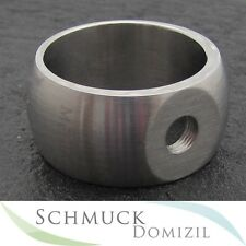 MelanO STURDY  Kollektion - Ring 12 mm breit - Gr. 55 - NEU