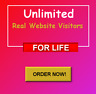 Unlimited Website Traffic Promotion For Life
